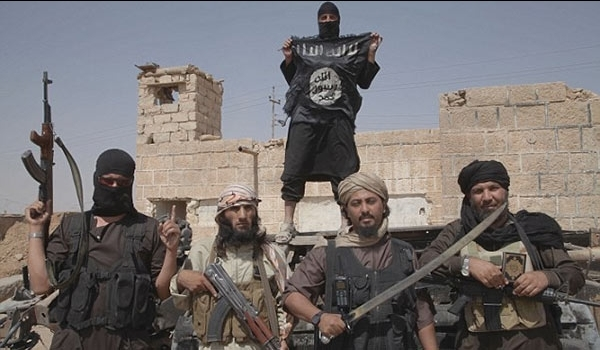 ISIS punished 40 fellow terrorists freeze to death in Iraq