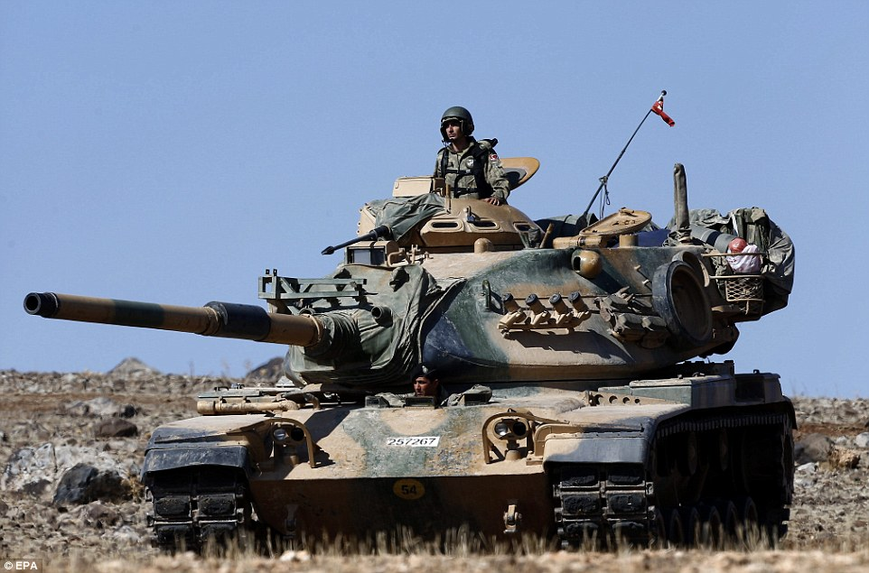 Turkish crackdown on Kurds victimizes Syrian civilians