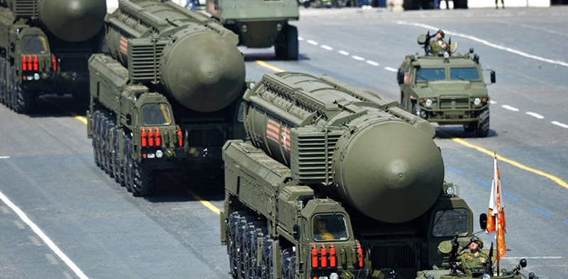 China successfully test launches new DF-41 ICBM into the South China Sea