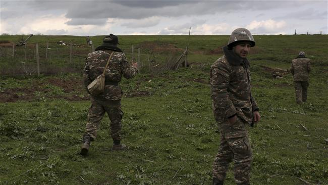 Armenia and Azerbaijan blame each other over Karabakh truce breach