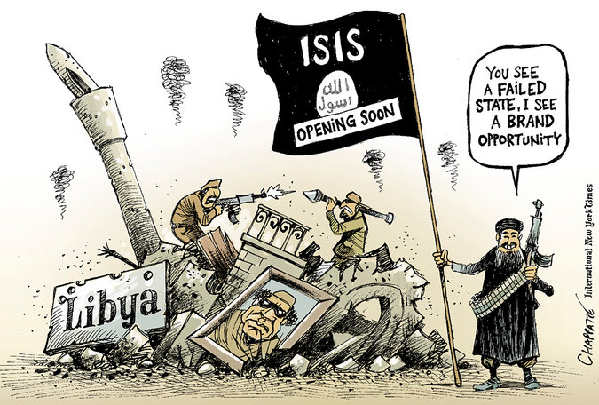 ISIS in Libya Increases Its Manpower to 6000 Militants
