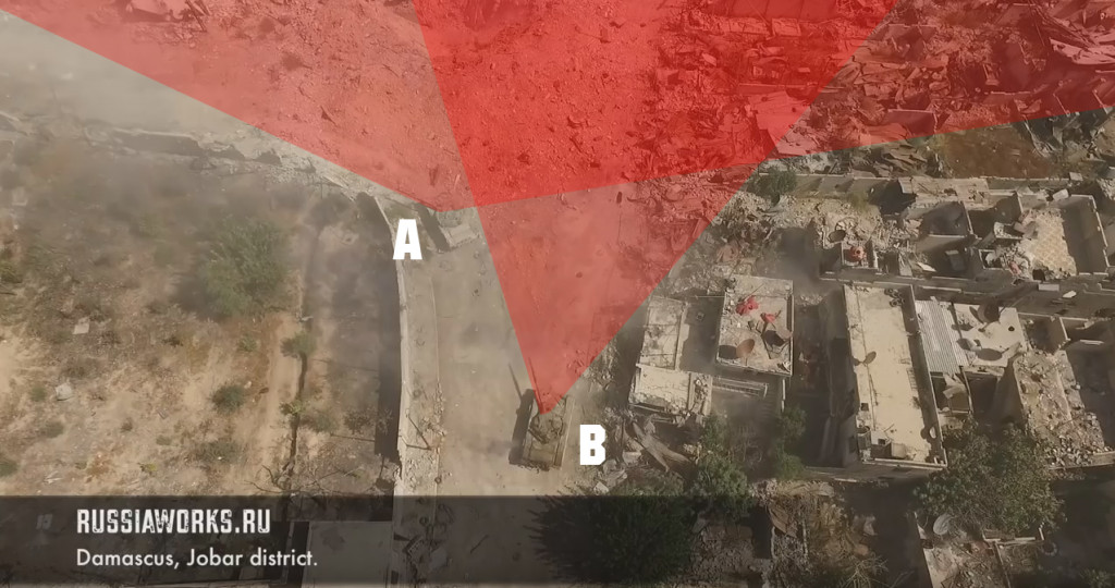 Syrian T-72 Tactics and the TOW