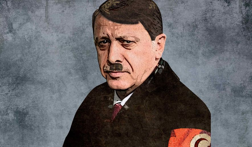 Erdogan's Fear and Delirium