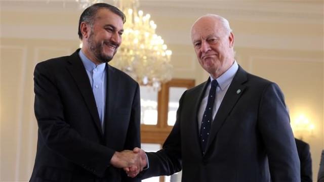 Iran: Syria Crisis Political Solution Drawing Closer