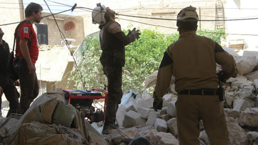 Russian Ministry of Defense Says US-led Coalition Responsible for Bombing of Hospital in Aleppo