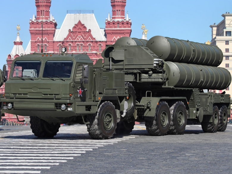 No-Fly Zone: Russia's Next-Gen S-500 to Start Tests This Year