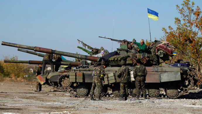 French FM Blames Kiev for Sabotaging Peace in Donbass