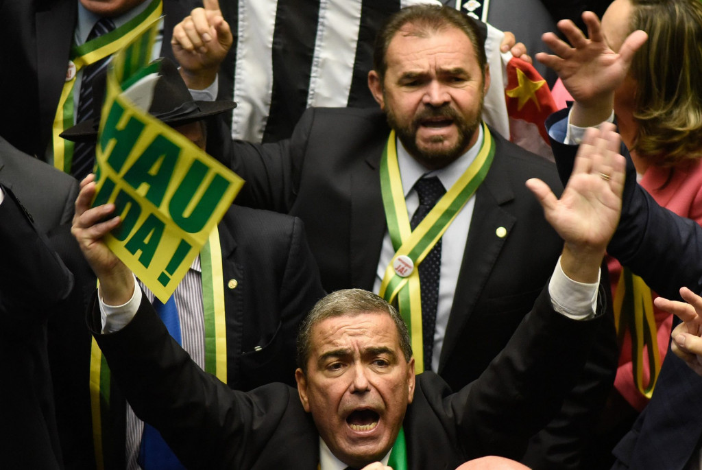 Brazil: Dilma Rousseff Loses Impeachment Vote