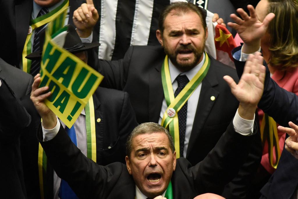 Brazil: Dilma Rousseff Loses Impeachment Vote
