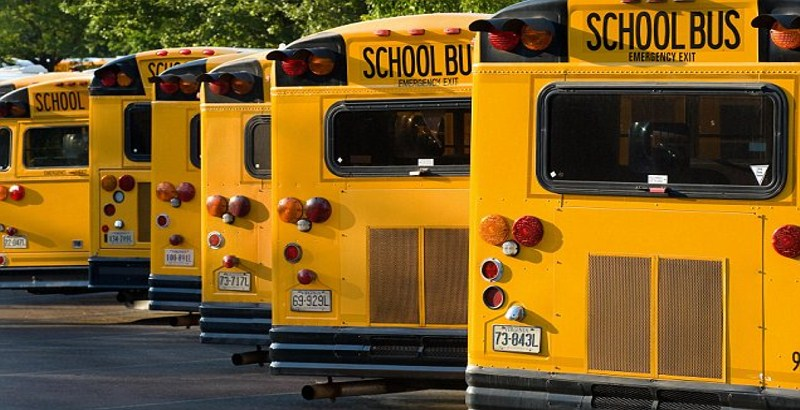 CIA 'forgot' explosives in a school bus in Virginia