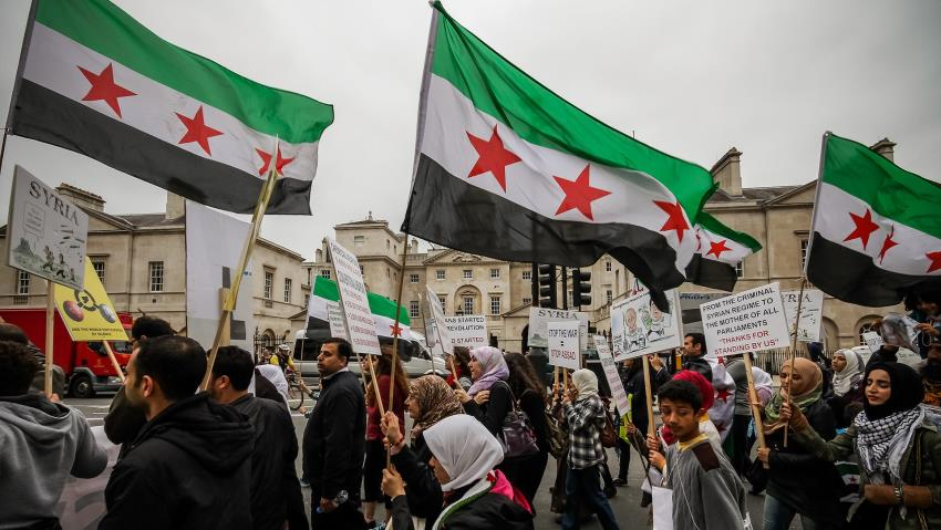 Syria: The Curse of the Opposition