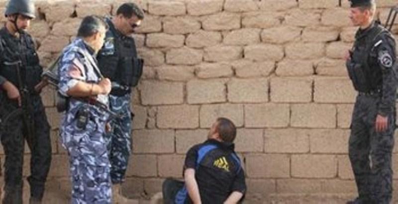 A senior ISIS leader arrested in Kirkuk