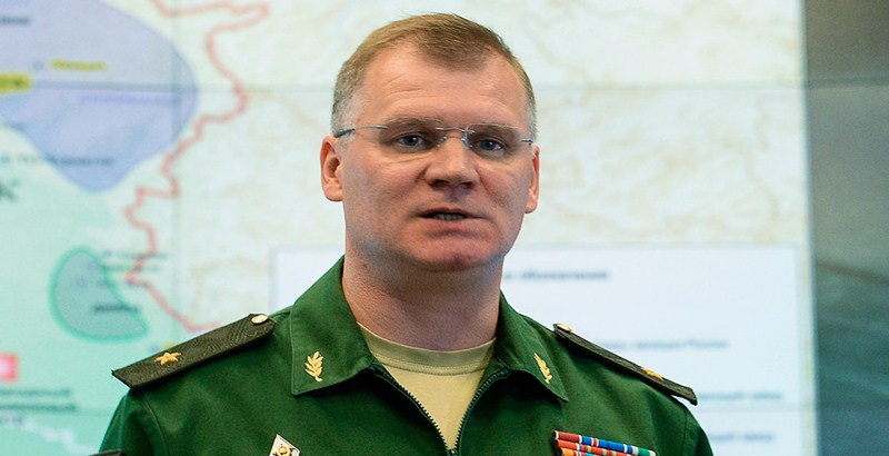 A considerable part of Syria is liberated from terrorists: Russian defense ministry