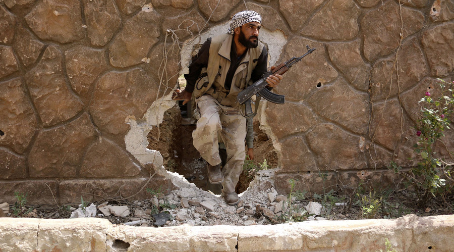 5 facts about Jaysh al-Islam, group that used chem weapons in Syria & has delegate at UN peace talks