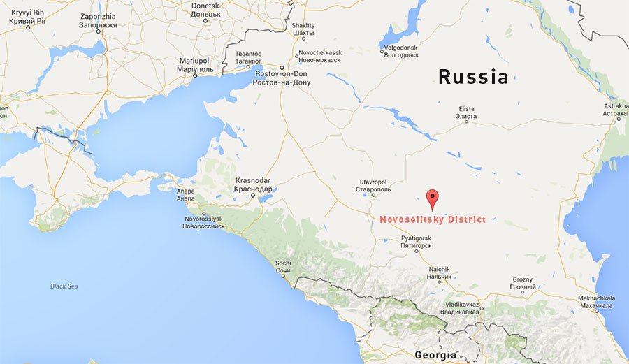 3 Suicide Bombers Carry Out Explosions in Russia's Stavropol Region (Video)