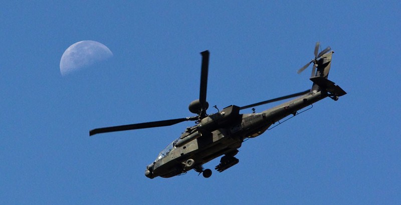 USA to deploy 200 more troops, Apache helicopters in Iraq to fight ISIS