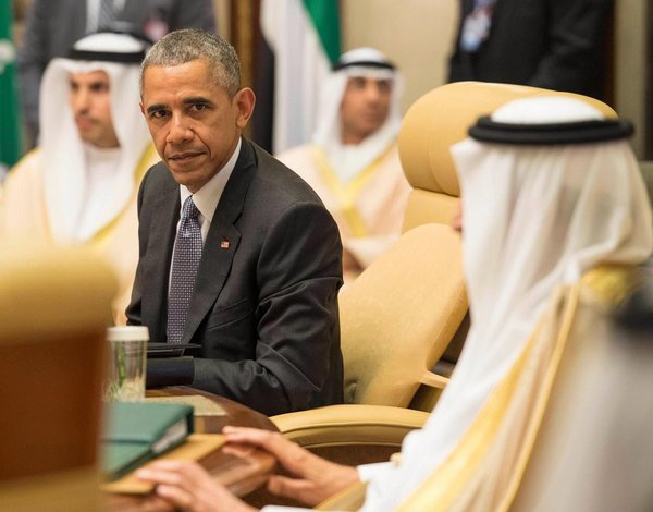 Obama Demands Democratic Reforms for Saudi Arabia