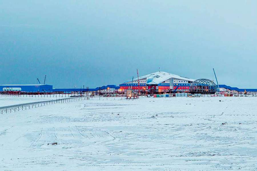 War in the Arctic: The First Russian Line of Defense Is Ready