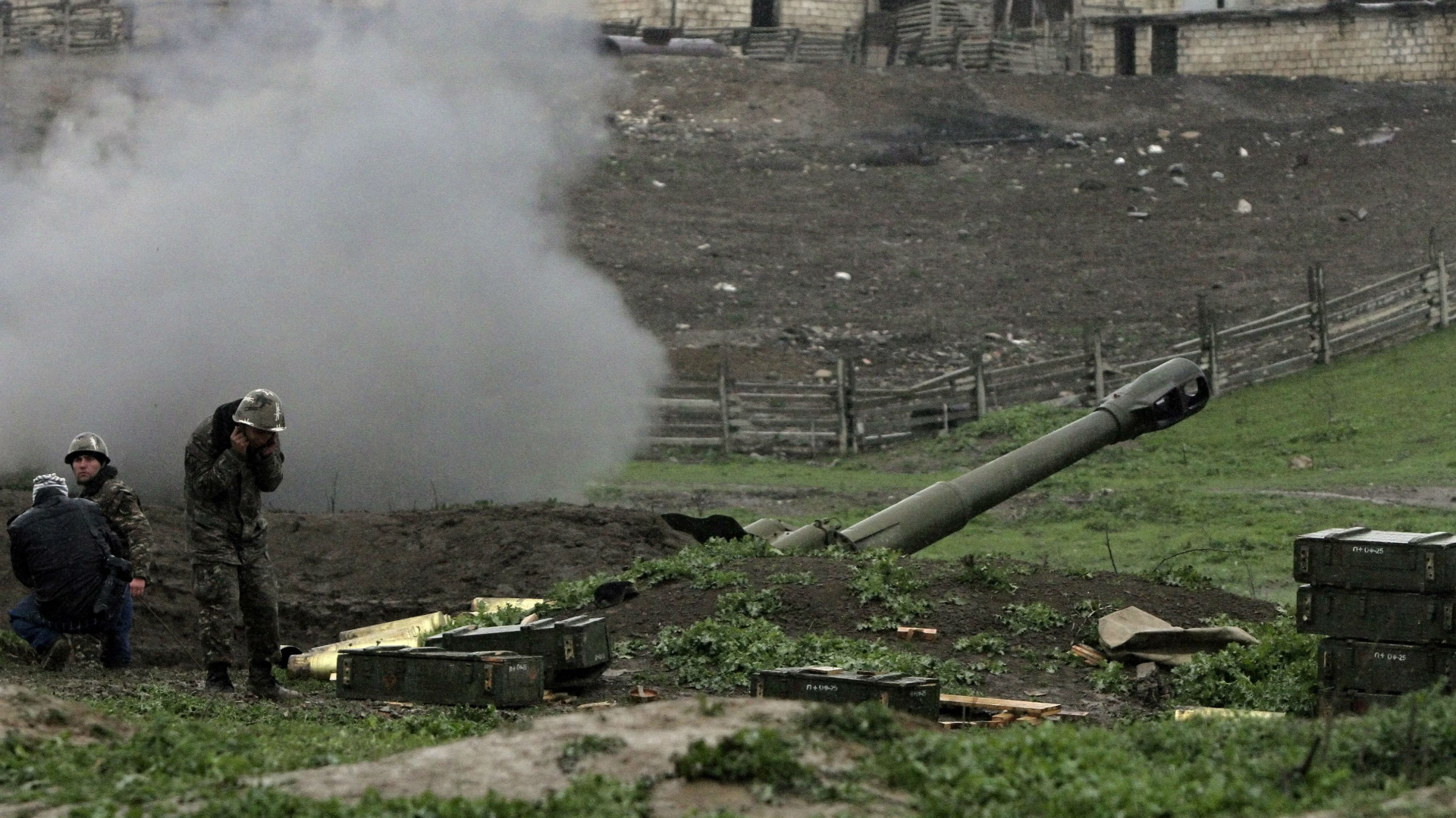 Azerbaijan with bizarre ceasefire conditions
