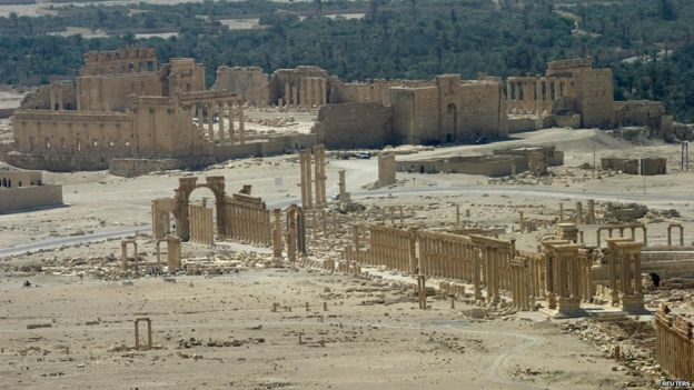 Sold to Antique Dealers by the ISIS: Ancient Syrian Treasures Shipped to US