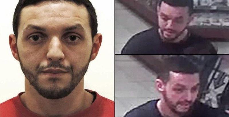 Key Paris terror attacks suspect Abrini arrested in Brussels