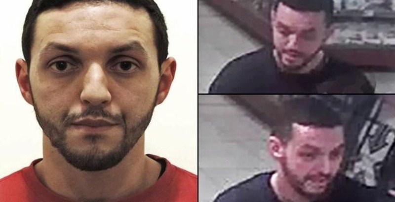 Key Paris terror attacks suspect Abrini arrested in Brussels
