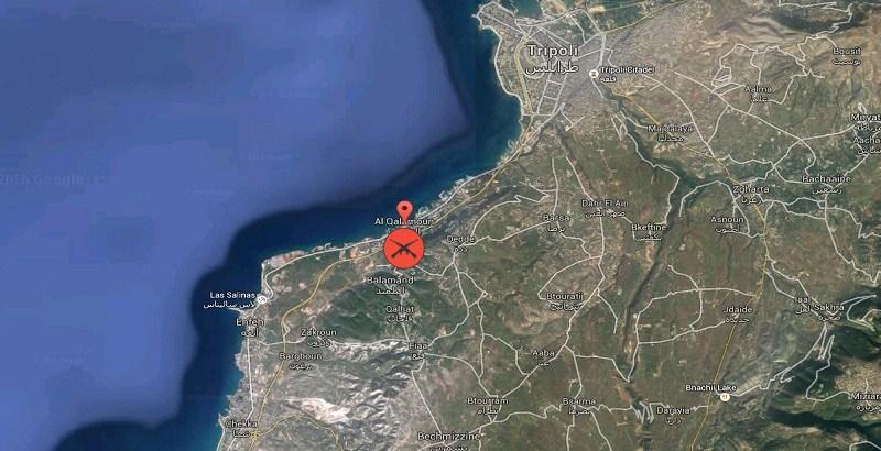 Hezbollah hits ISIS positions in Al-Qalamoun Region of Lebanon