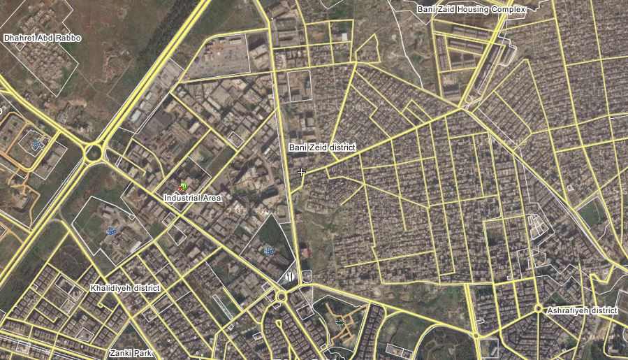 Syria: Intense Fighting Erupts in Aleppo City Overnight