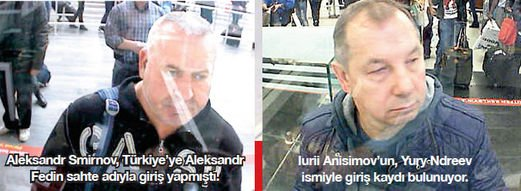 Turkey Detained 2 Russians, Accused Them of Espionage