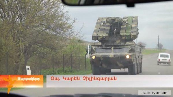 UPDATES: New Casualties In Karabakh