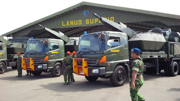 Indonesia to Deploy Skyshield Air Defence Systems on Islands in South China Sea