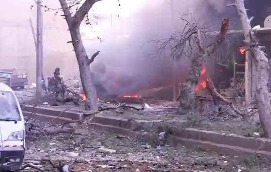 Russian Mod Denies ISIS Claims that Russian Warplane Shot Down Around Raqqa