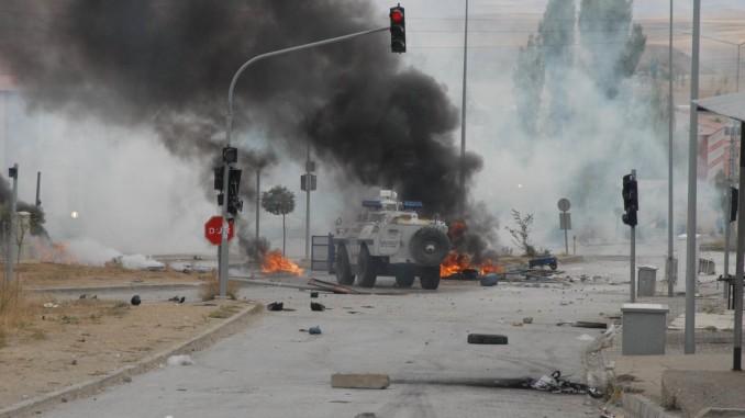 5 Turkish Servicemen Killed, 3 Injured in Military Operation in Nusaybin