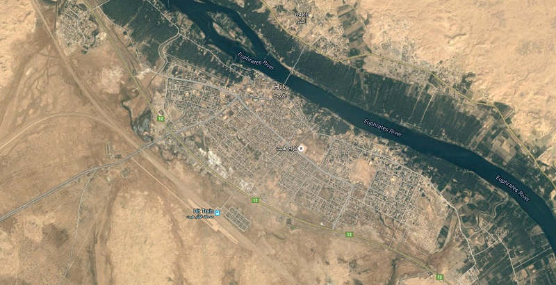 Suicide attack killed more than six in central Iraq