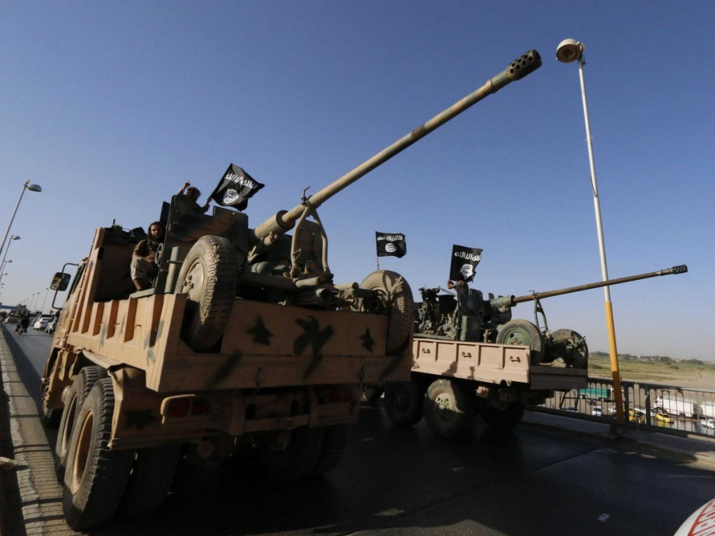 ISIS Advances to Seize Reconciled Village in Rural Damascus