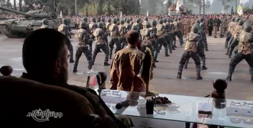 Syrian Islamist Group Jaysh al-Islam Admits Using ''forbidden'' Weapons Against Kurds in Aleppo
