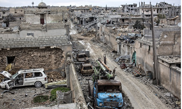 Militants Obstruct Aid Delivery in Syria