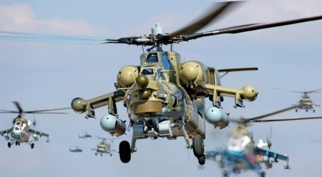 Iraq to receive additional Mi-28 helicopters: reports