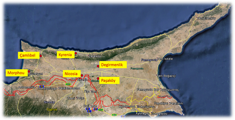 Turkey's Military Presence in Cyprus