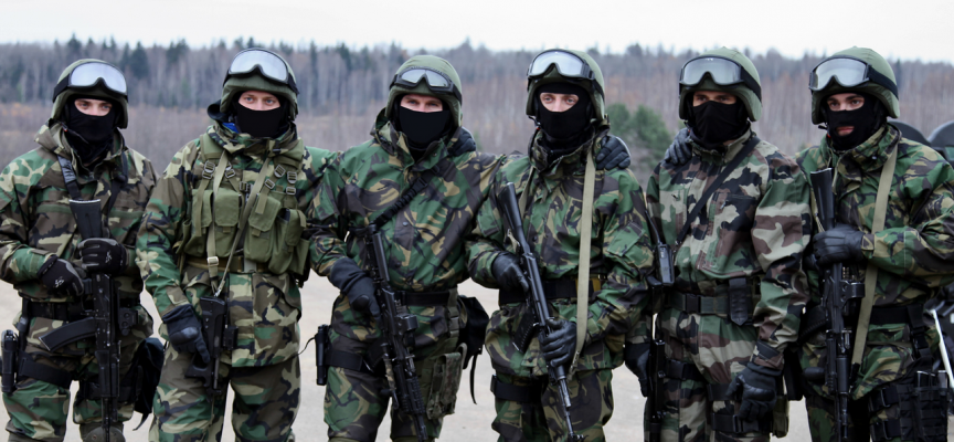 Analysis: Putin Creates a Russian National Guard