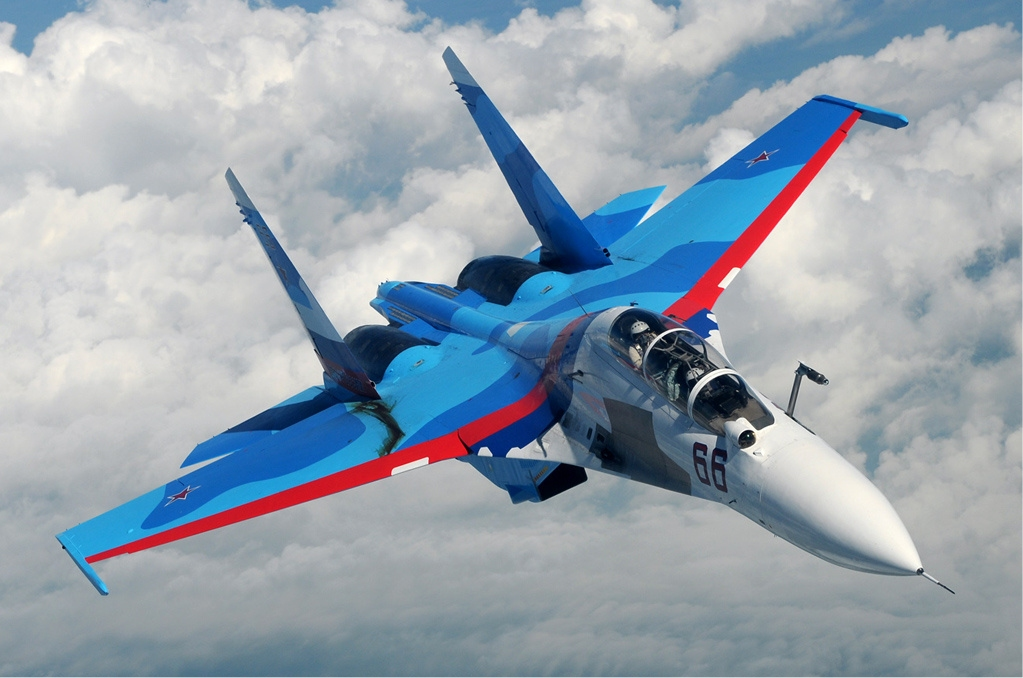 State Dept: US against Sale of Russian Su-30 Aircraft to Iran