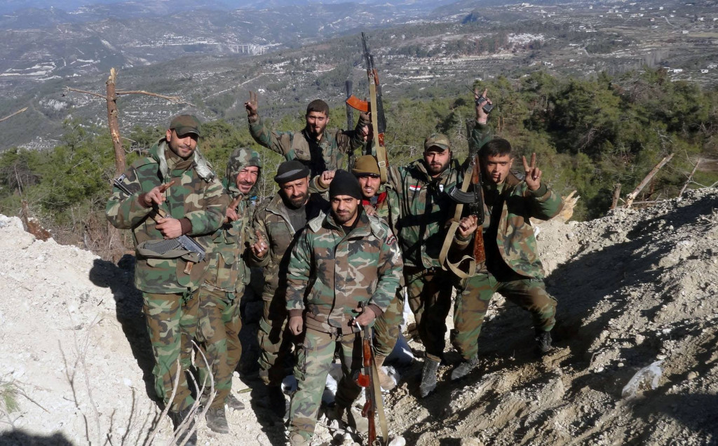 Syria's Army Surrounds Strategic Town of Kabani in Latakia