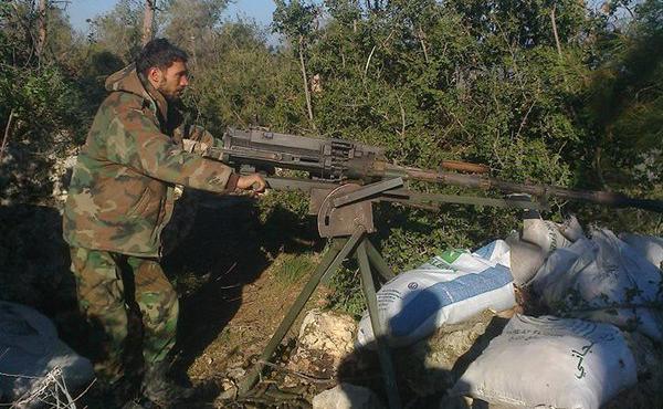 Syrian Army Eliminates Group Of Radical Militants In Northern Lattakia