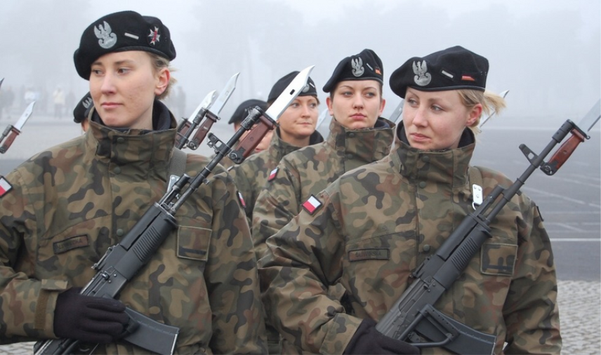 Poland wants to double its Army size against 'the Russian threat'