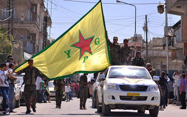 Syrian Government and Kurds exchange prisoners in Qamishli