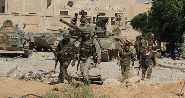 Syria's Army Advances in Northwestern Hama, Cuts off Militants' Supply Line
