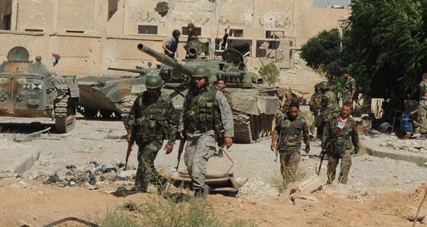 Syria's Army Advances in Northwestern Hama, Cuts off Militants' Supply Line