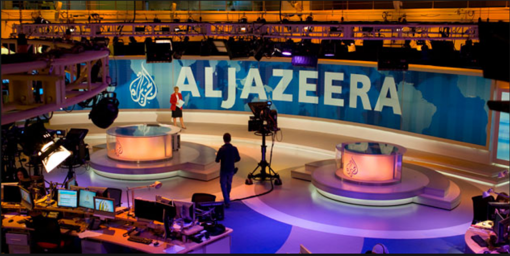 Iraqi Government Bans Al Jazeera News Network in the Country