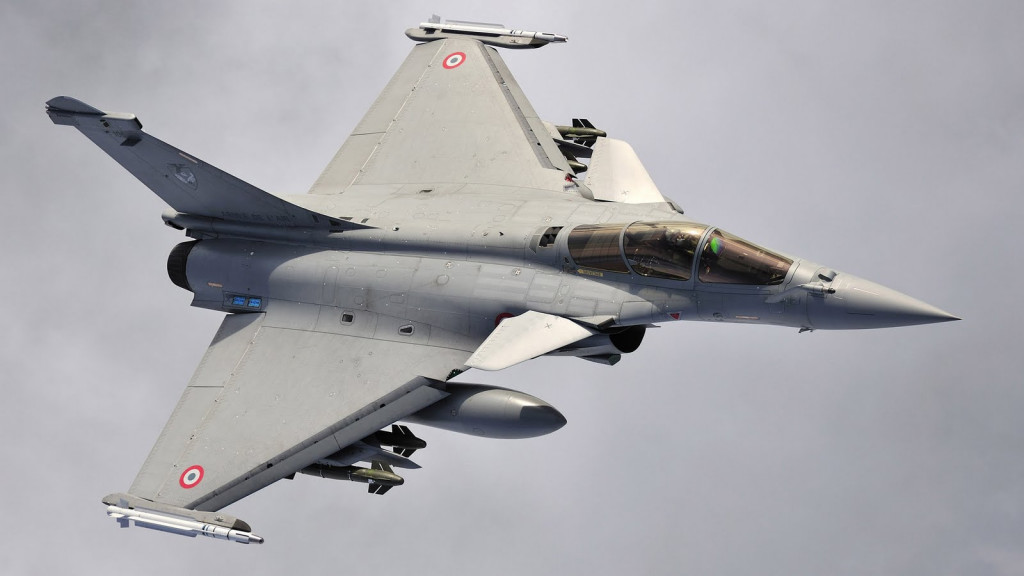 India Purchases Rafale Fighters from France
