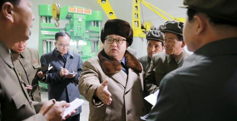North Korea can mount nuke on missiles: a South Korean official
